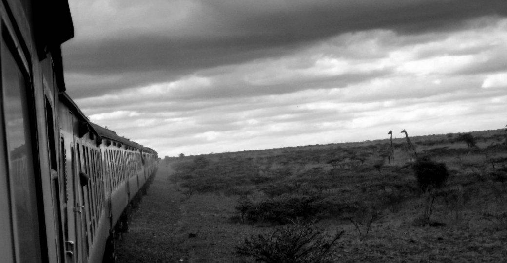 Near Nairobi.